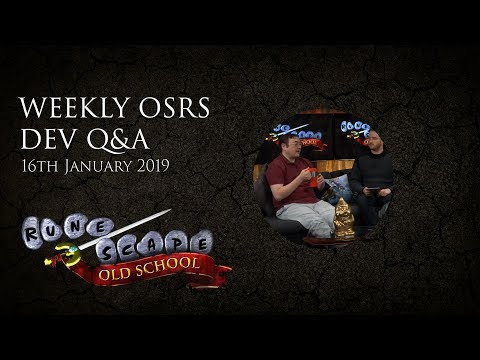 OSRS Q&A - Kebos Lowlands Reaction Post-Release