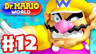 Dr. Mario World - Gameplay Walkthrough Part 12 - Dr. Wario! (iOS)