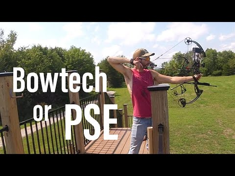 Archery Battle With Bowtech Realm SR6!