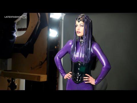 Kira Krueger - Latex Catfish & Latex Legion Photoshoot | LatexFashionTV