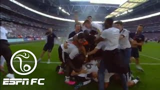 Full game highlight: Fulham defeats Aston Villa to win promotion to Premier League | ESPN FC