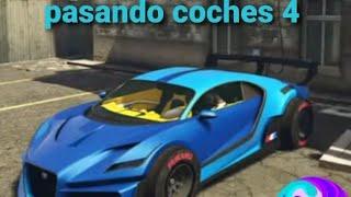 Regalando coches en gta 5 online ps4