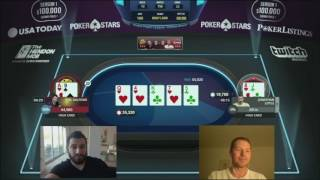 Highlights: GPL Week 12 - Americas Heads-Up - Phil Galfond vs. Jonathan Little - W12M156