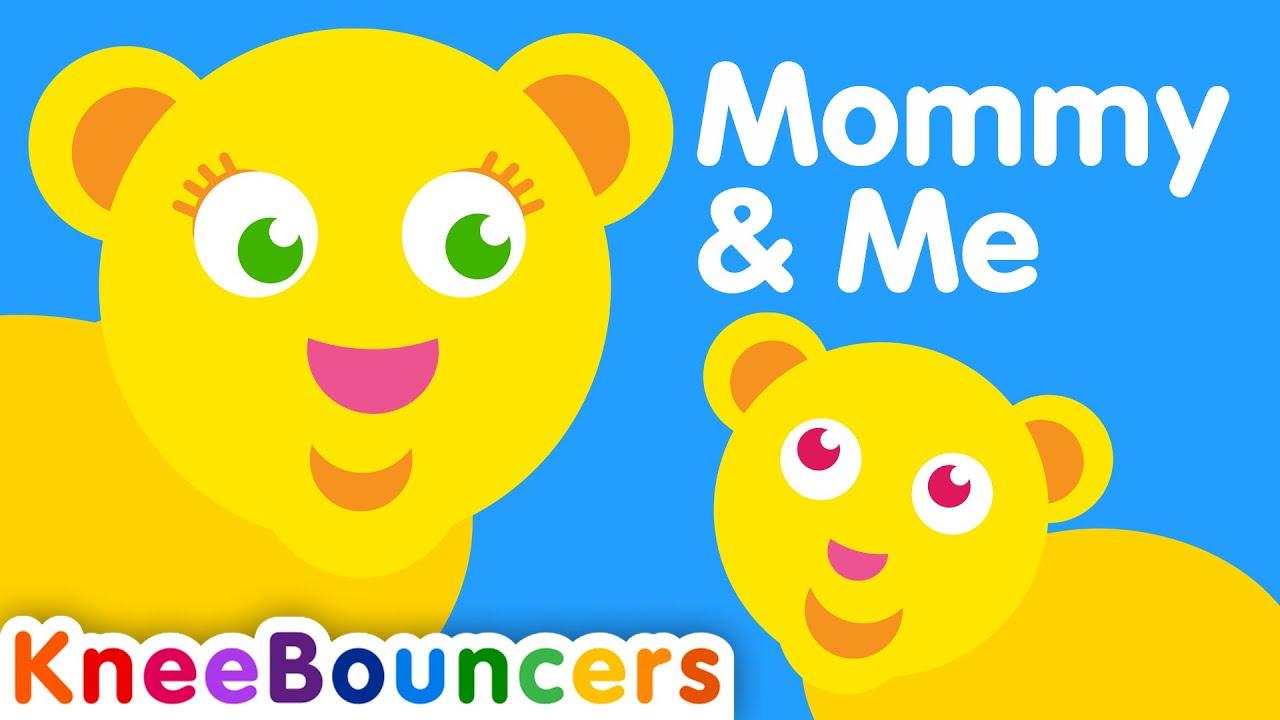 Mommy & Me |  Toddler Songs  |  Nursery Rhymes  |  KneeBouncers