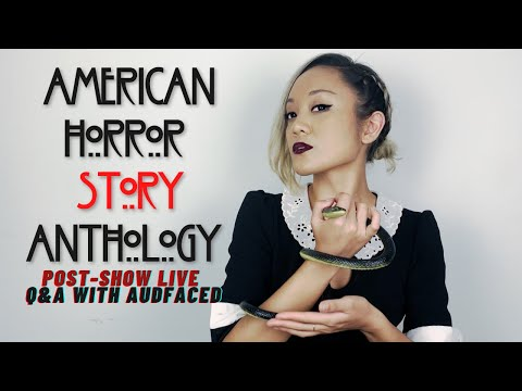 Live Q&A With AUDFACED: American Horror Story Anthology