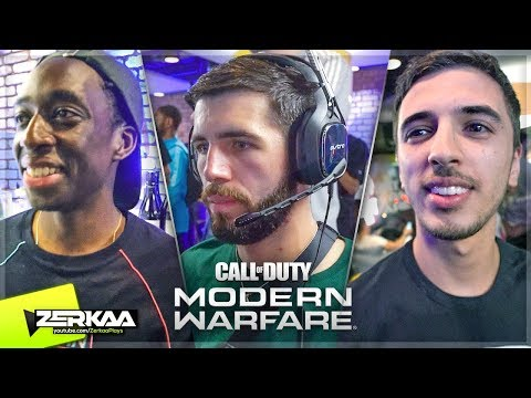 I Attended The Modern Warfare Beta Launch Event!