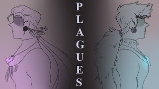 The Plagues OC Animatic [Cover by Jonathan Young and Caleb H...