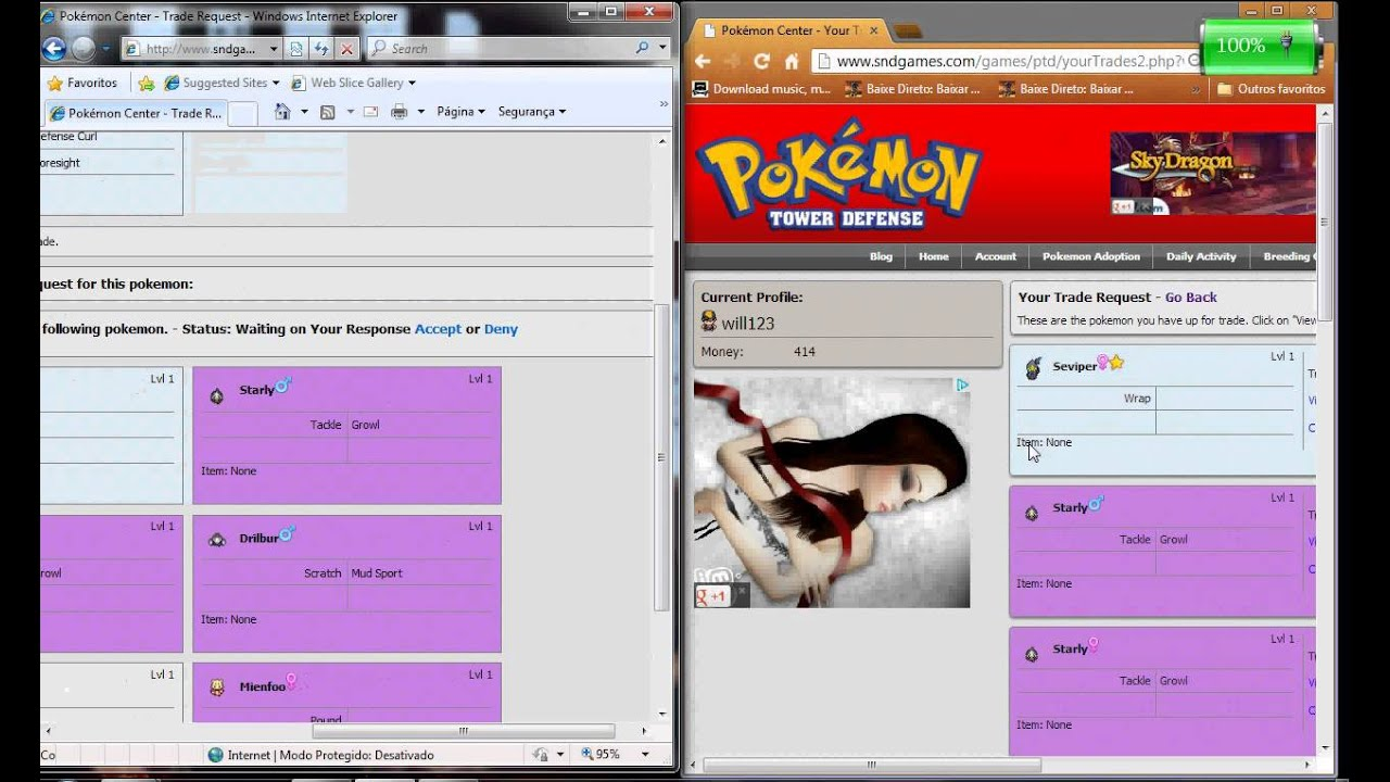 Pokemon center ptd 2 trading center - Hack Ptd2 Clonar