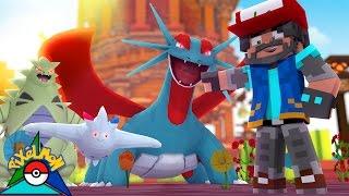 SALAMENCE + TYRANITAR + TOGEKISS!!!! [#14] | Minecraft: Pokémon Trinity [Pixelmon]