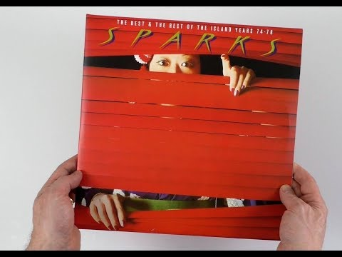 Record Store Day Preview 2018 / Sparks 2LP red vinyl