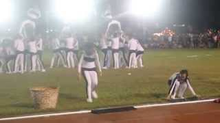Cheerdance 2014: Main Campus (College of Maritime Education)