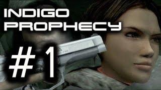 Super Best Friends Play Indigo Prophecy (Part 1)