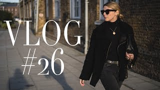 T'was the Vlog Before Vlogmas | What I Wore, Kew Gardens & Finding A New Fave Brand
