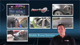 Welcome to Dent Time - San Diego Auto Paintless Dent Removal   Bumper Paint Repair Service