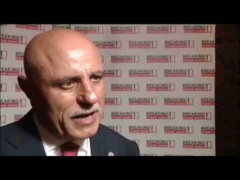 Selim El Zeyr, President & CEO, Rotana Hotels @ AHIC 2010