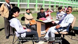 Afghans Studying In India