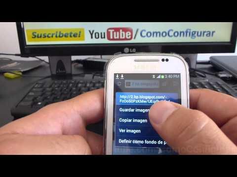 Descargar Temas Y Fondos De Pantalla Gratis Samsung Galaxy Chat B5330 Español Full HD