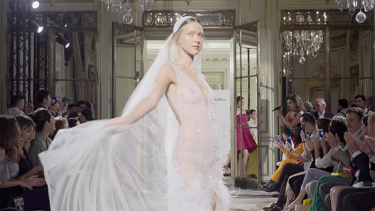 Watch Giles Couture Fall 2019 Collection Channels Lady Ottoline Morrell video
