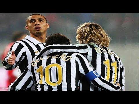 Del Piero, Nedved & Trezeguet - Juventus Legendary Trio (1993/2012)