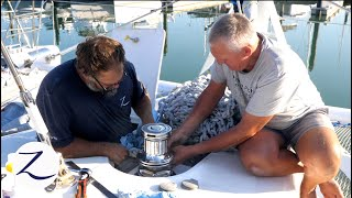 boat-projects-have-begun-upgrading-our-anchor-winch-windlass-installation-ep-103