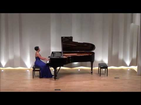 Saint-Saëns Allegro appassionato, Op. 70 - Caroline Fischer, piano