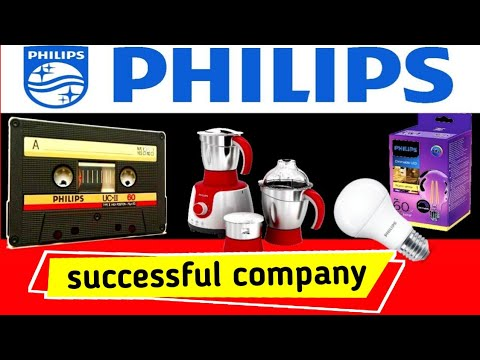 Philips Company Biography | Philips History | Gerard Philips Anton Philips