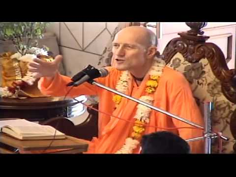 (Hindi) SB 4 8 57, Bhakti Vikas Swami, ISKCON Delhi, 20 Oct 2013