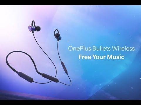 cac30ac013c OnePlus Bullets Wireless Earbuds - Official Trailer - YouTube