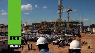 Bolivia se posiciona como potencia energética de Sudamérica