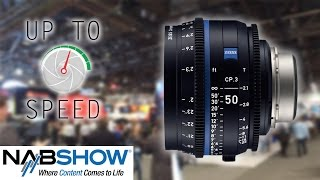 Zeiss CP.3's - NAB 2017 First Look