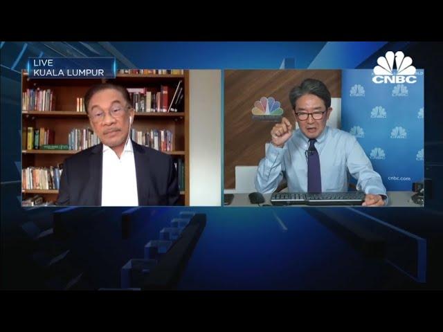 Anwar akui tidak lagi mempercayai Tun Dr Mahathir dalam temuramah bersama CNBC