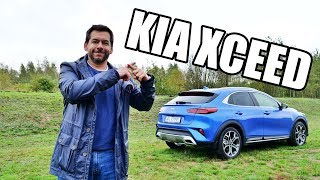 KIA Xceed - Designed By Accident (ENG) - Test Drive and Review