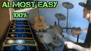 Almost Easy - Avenged Sevenfold - Expert Pro Drums - 100% - Phase Shift