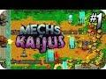 Mechs V Kaijus #1 Giant Monsters Everywhere!