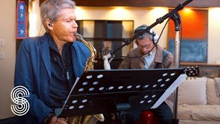 Kandace Springs - People Make The World Go Round feat. David Sanborn | SANBORN SESSIONS