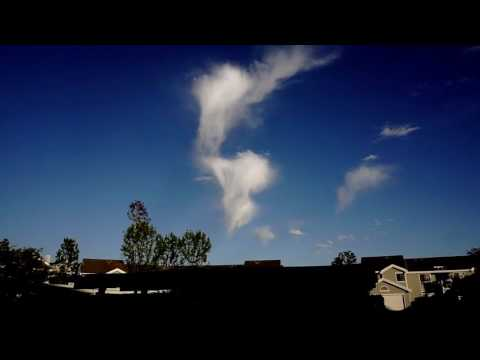 VIRGA TIME LAPSE | JUNE 12, 2016 | LAGUNA NIGUEL, CA | THE REAL BIG PICTURE