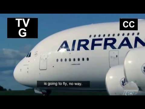 Air France Airbus A380 Documentary  HD