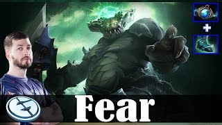 Fear - Underlord Offlane | Dota 2 Pro MMR Gameplay #1