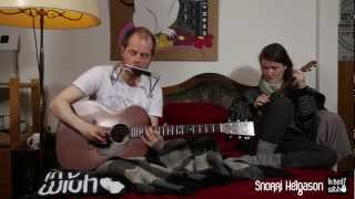 Snorri Helgason - Winter Sun #2 - acoustic for In Bed with