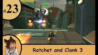 Ratchet and Clank 3 part 23 - Ship wont fit in my rift