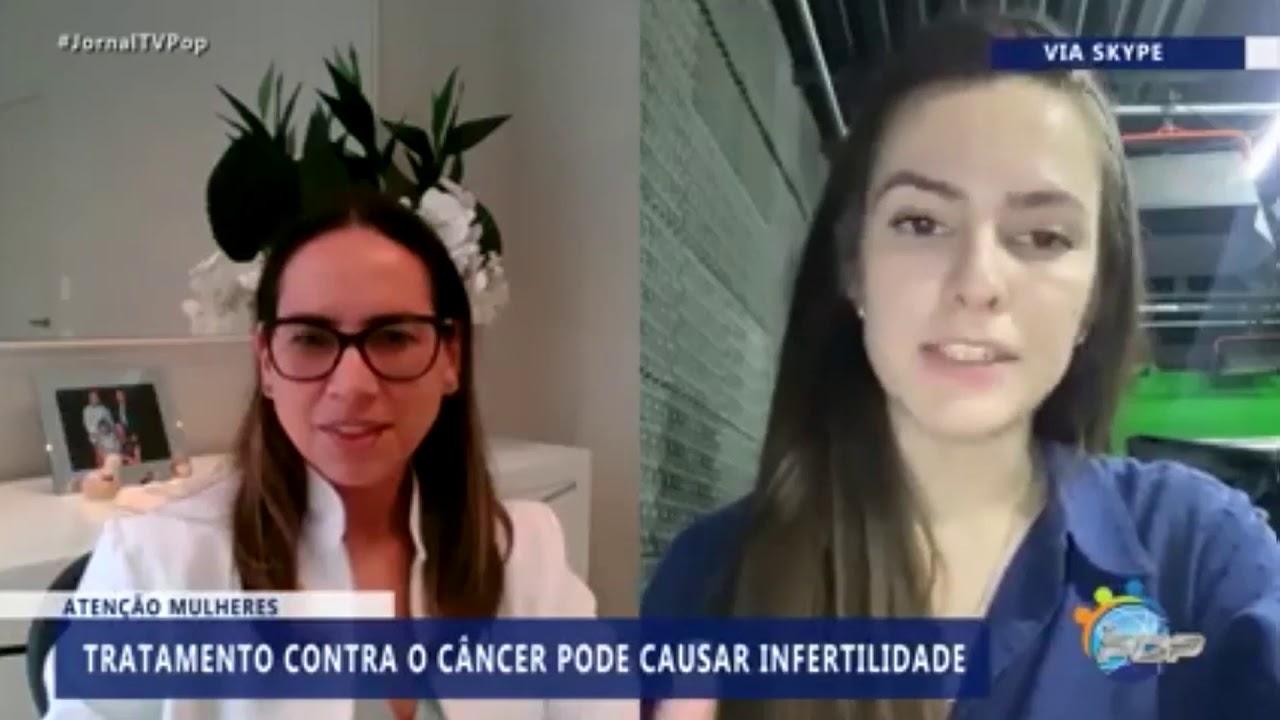 TV POP: TRATAMENTO CONTRA O CÂNCER PODE CAUSAR INFERTILIDADE