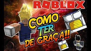LEARN HOW TO HAVE VEGETA CLOTHES FOR FREE AT ROBLOX!