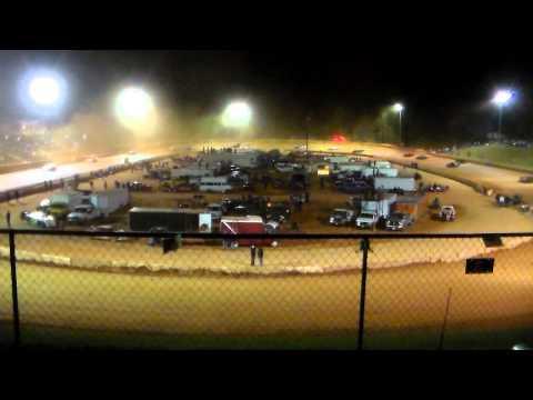 Friendship Speedway(SECA CRATE LATE MODEL FINALE) 10-18-14