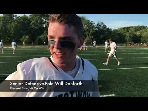Westwood vs. Walpole, 2018 DII Central/East Semifinal Lacrosse Highlights