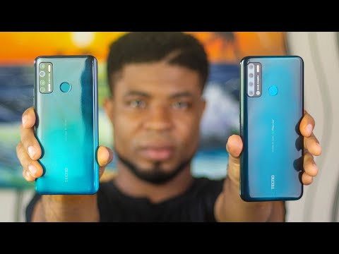 TECNO Spark 5 vs Pouvoir 4: Camera, Speed Test & Which to Buy?