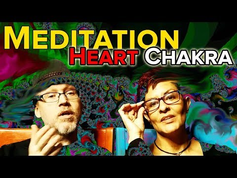 Guided Meditation For Healing The Heart Chakra | Heart Chakra Meditation