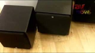 Sunfire Intros Dynamic Series  Entry Level Subwoofers