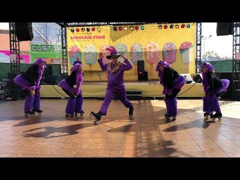 "Roller Skating at the San Diego County Fair 2018 – ""Big Fat Daddy"""