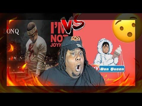 "DON Q ""Im Not Joyner"" (TORY LANEZ DISS) VS Tory Lanez – Don Queen (Don Q Diss) REACTION!!!"