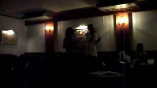 Karaoke Session at Tioman - Anis / Shadow - jangan Pisahkan (Mayang Sari / Daddy Dores))